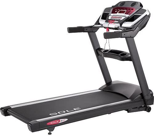 Sole S77 Treadmill - Affordable Non-Folding Treadmill