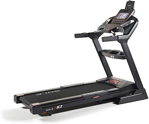"Sole F63 Treadmill- Independently Rated ""Best In Its Class"""