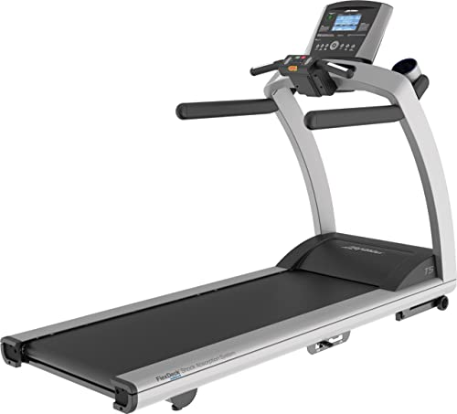 Life Fitness T5 also uses an integrated GO controller with super smart power saving/Ph.searasport