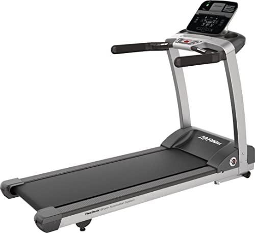 Life Fitness T3 is already better quality than other treadmills on the market/Ph.tiki