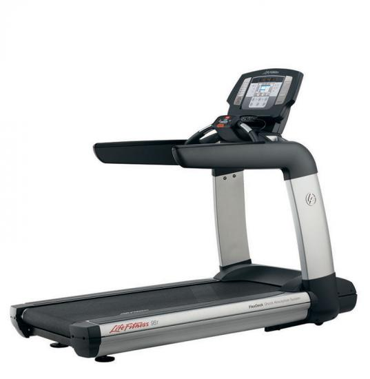 Life Fitness 95T Inspire will help you track/Ph.gympros