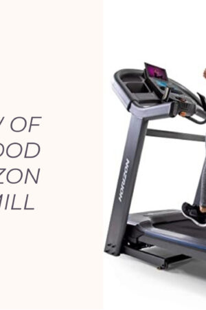 REVIEW OF SOME GOOD HORIZON TREADMILL