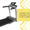 Top best Life Fitness treadmill for sale you should know
